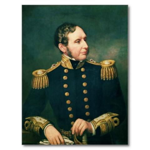 Almirante Robert Fitzroy