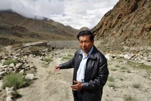 Ingeniero hindú Chewang Norphel