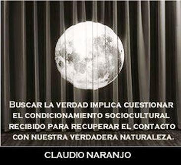 FRASE CLAUDIO NARANJO