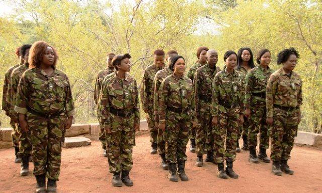 Batallón mambas negras