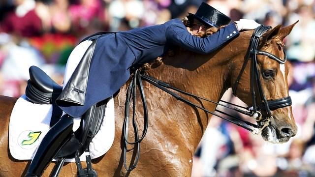 Atleta Olímpica se retira de #Rio2016 para salvar a su caballo