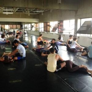 Maruma dicta talleres sobre movimiento