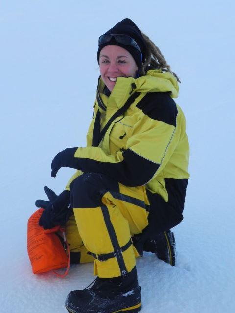Jessica Melbourne-Thomas, experta en ecología