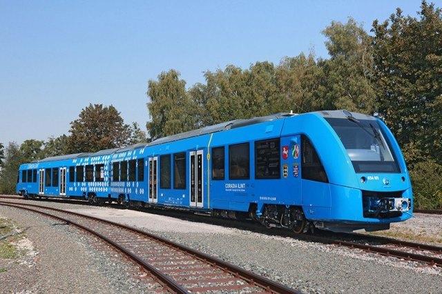Alemania la primera locomotora a base de hidrógeno, de la empresa Alston