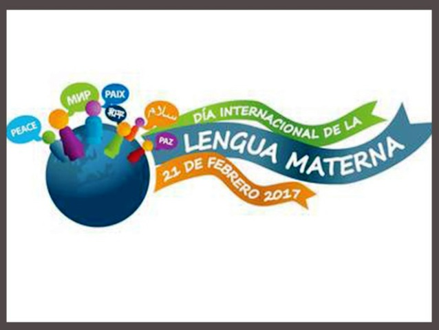Día Internacional de la Lengua Materna 2017