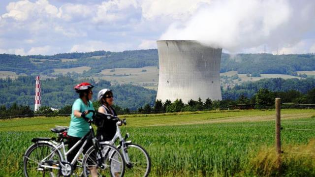 Suiza quiere separarse de la energía nuclear y producir energías limpias