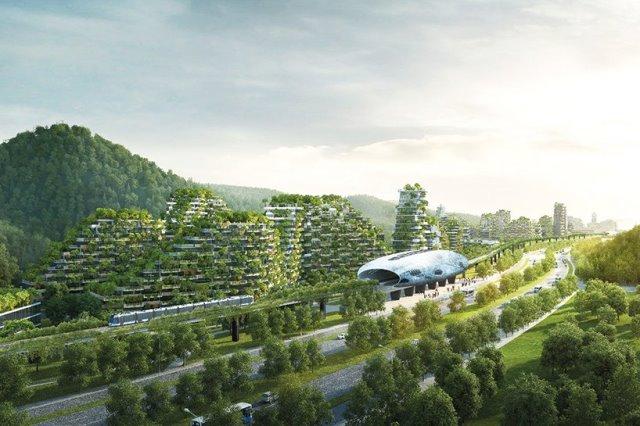 Ciudad de Liuzhou, provincia de Guangxi