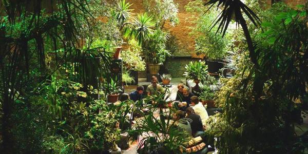garden conde duque