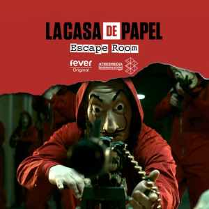La Casa de Papel, Escape Room