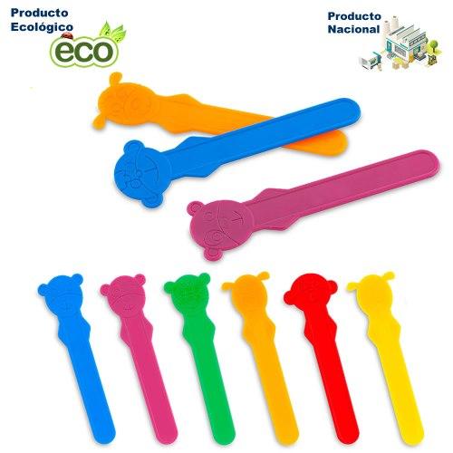 Bajalenguas Plástico