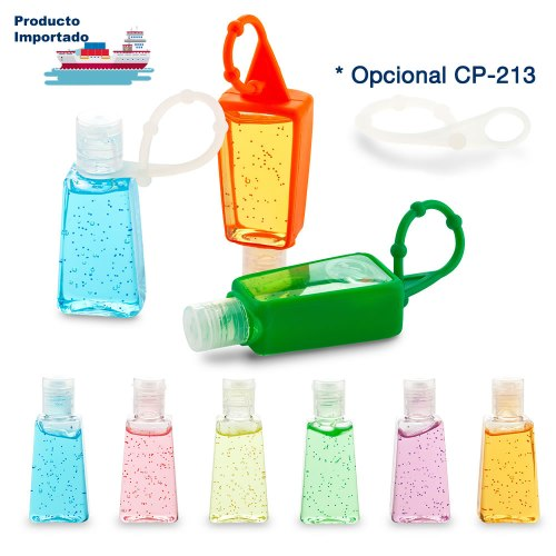 Gel Antibacterial Color Bubbles 30 ml