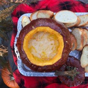 @AlwaysHungryChi _ Roasted Pumpkin Fondue - Katie Papp