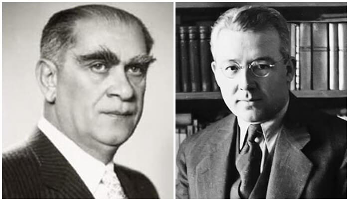 Hasan Âli Yücel ve Sabahattin Ali