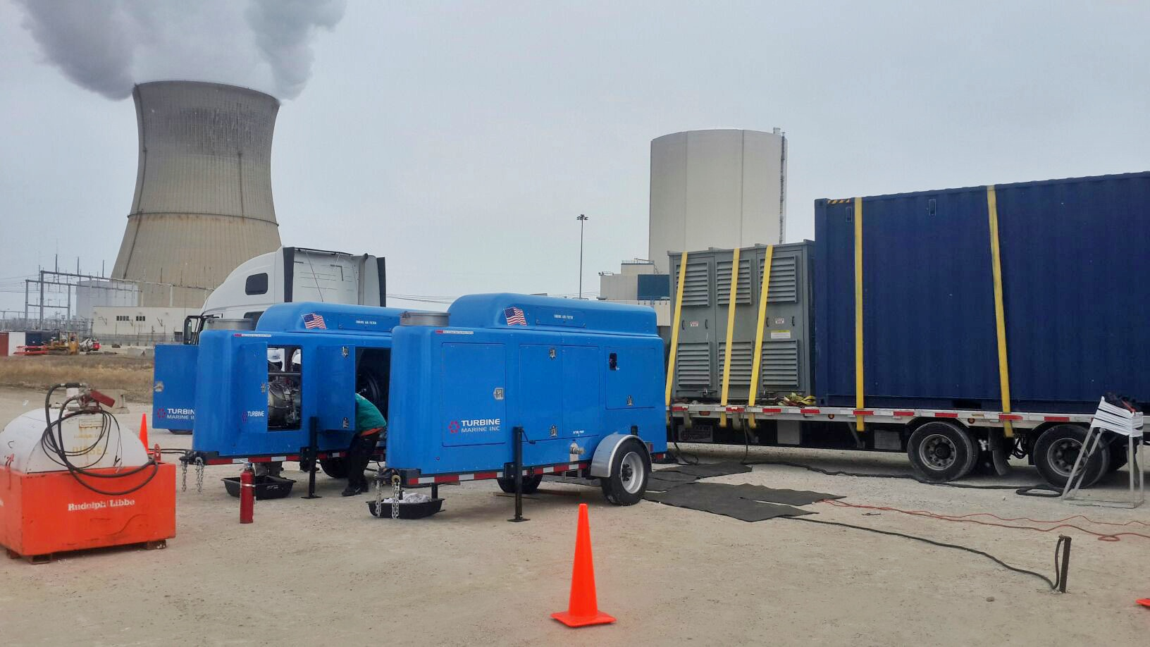 Turbine Power Solutions – by Turbine Marine, Inc