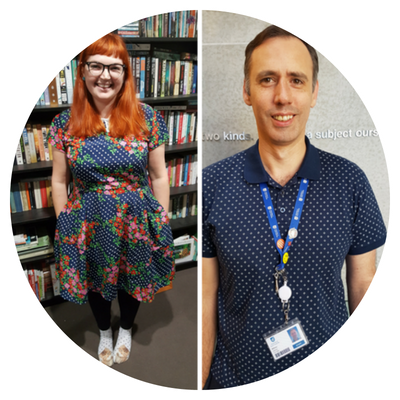 Podcast Episode 7: NLS9 co-convenors Pixie and James tell us about Adelaide, Venn diagrams and library deviants