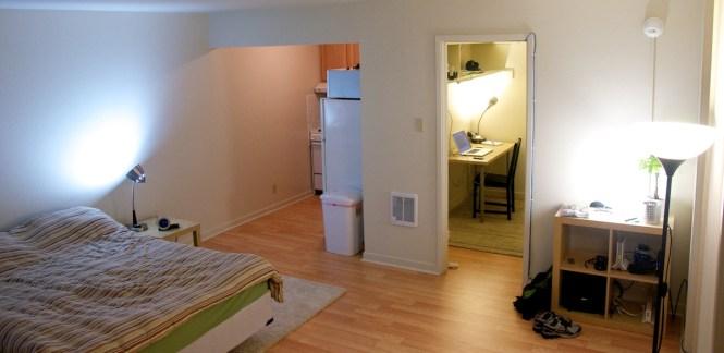 Studio Apartment In San Francisco