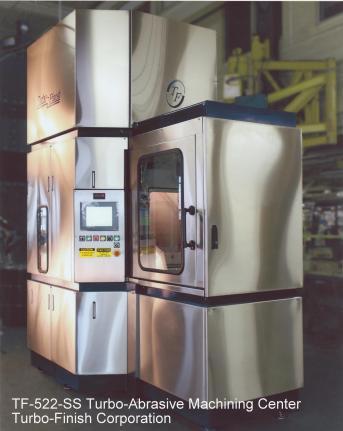 Turbo-Finish -stainless steel model