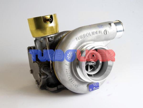 Liebherr Industriemotor Праворульная