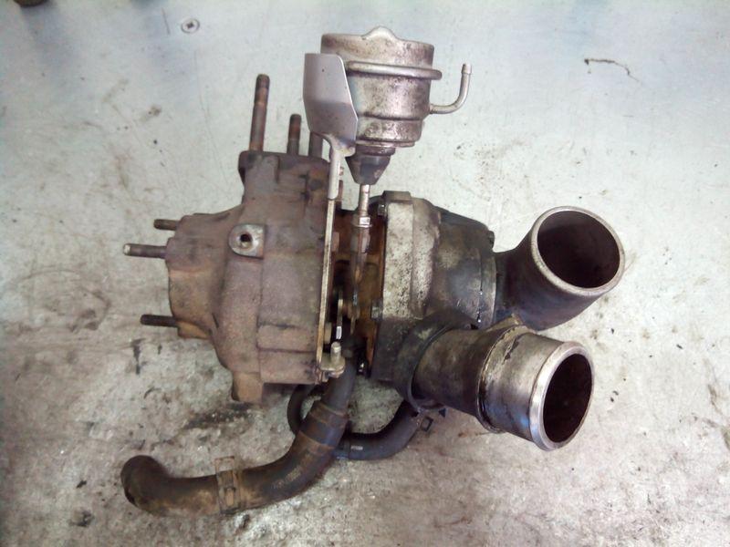 турбина hyundai старекс причина поломки