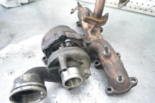 Volkswagen T5, фольц т5, ремонт турбины, 54399700020