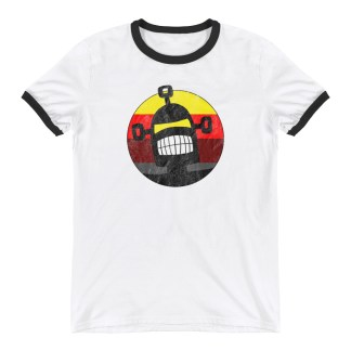 80s Style Ringer Tees