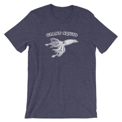 Retro Squid T-Shirt