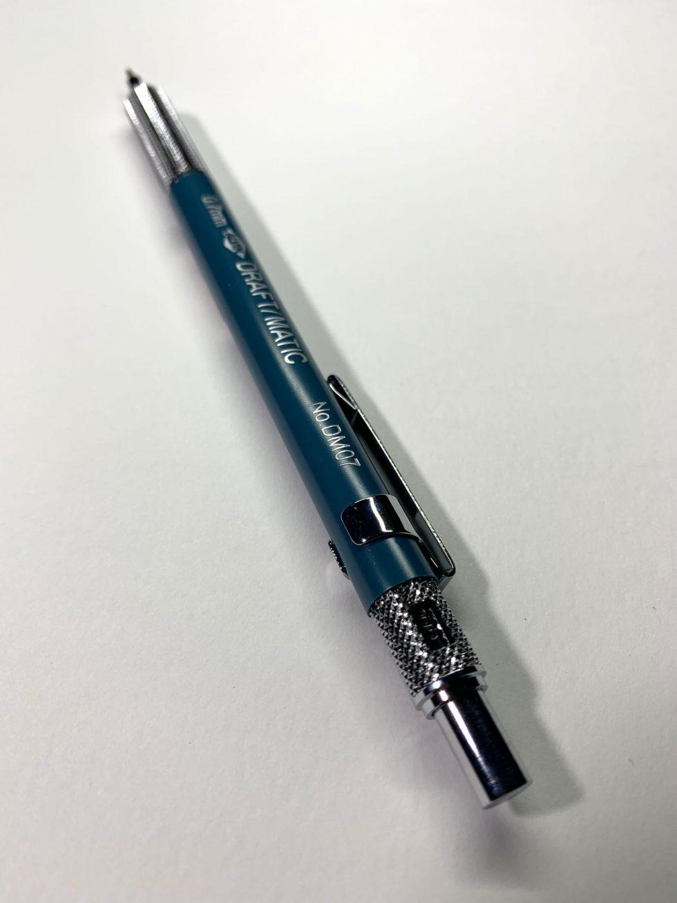 Alvin Draft/Matic .7mm Pencil Image 2