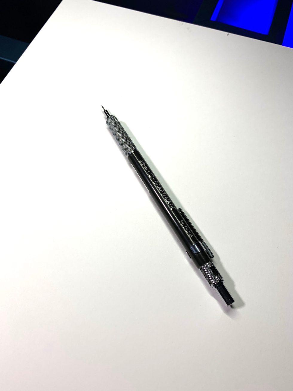 Alvin DraftMatic .5mm Pencil Image 2