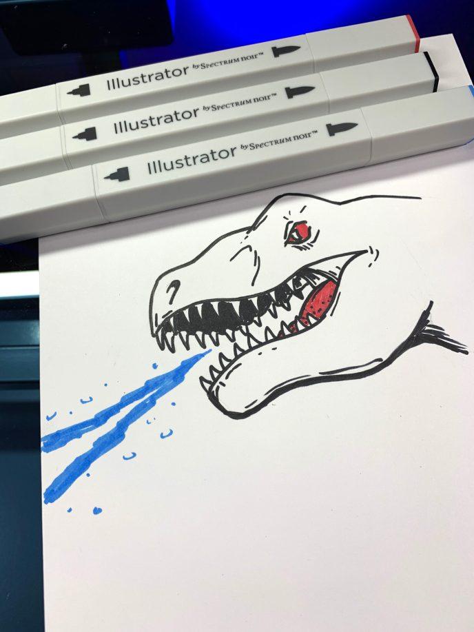 Illustrator Pens by Spectrum Noir image 5