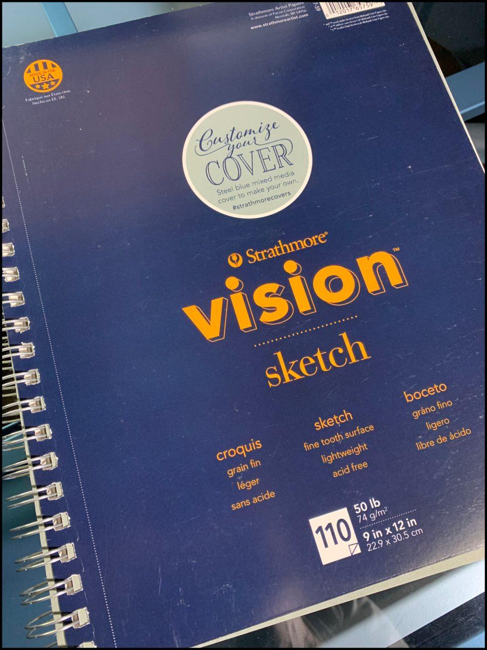 Strathmore Vision Sketch Paper