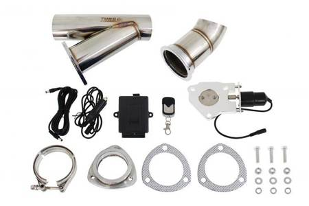 exhaust cutout 3 v band remote