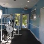 Fitness Center before