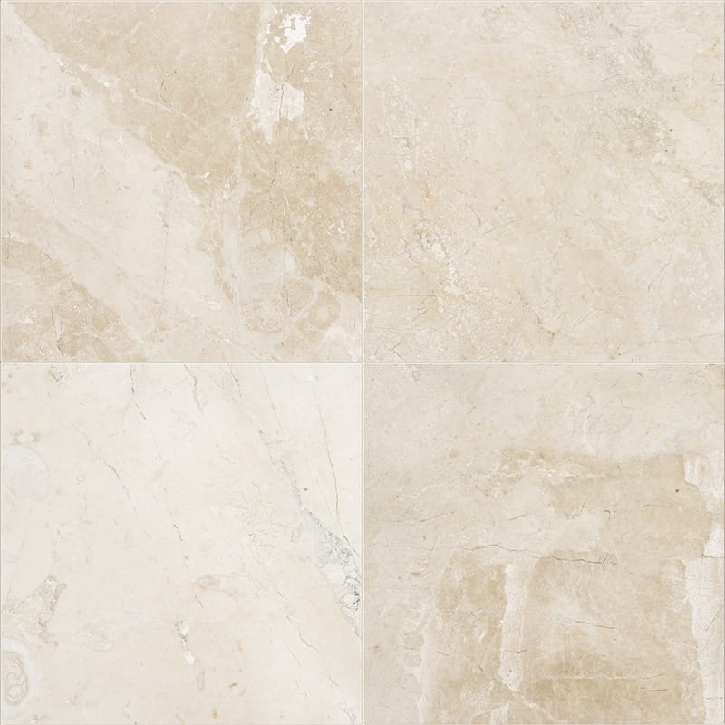 diana royal classic 3 4 honed marble tiles 61x61