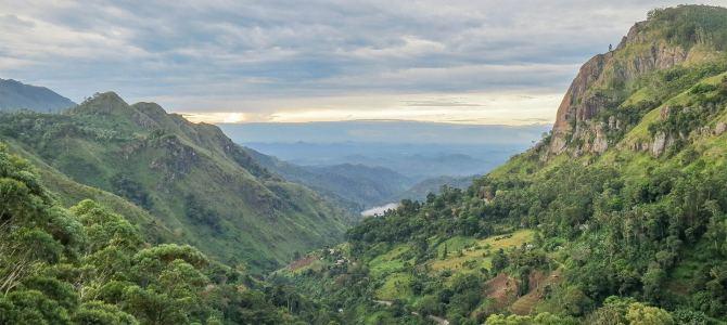 Ella Gap – Måske Sri Lanka's smukkeste udsigt
