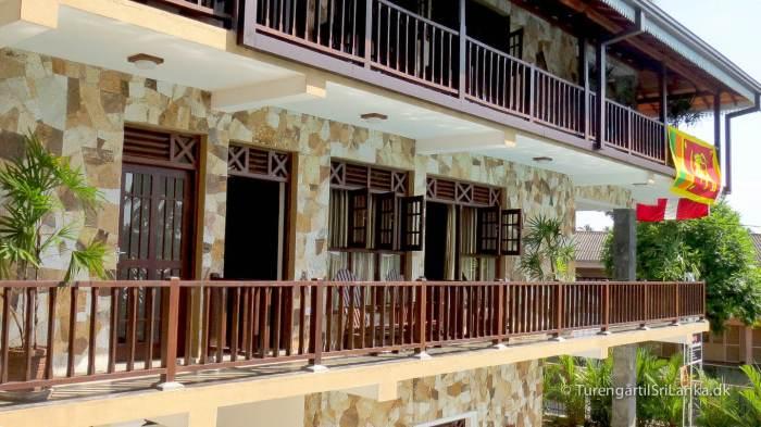 Scandinavia Hotel Hikkaduwa Sri Lanka