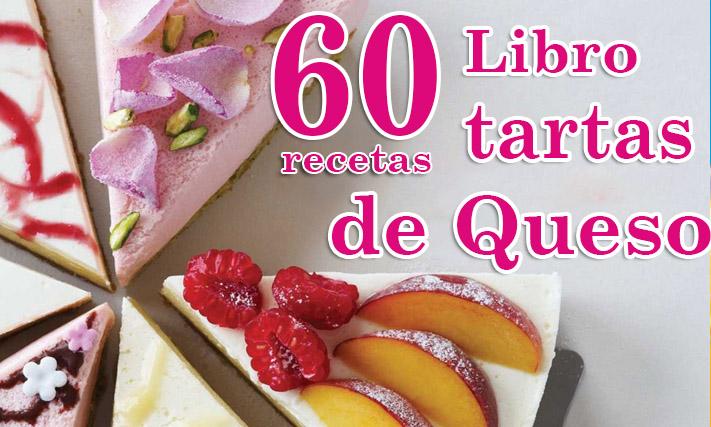 Libro Tartas De Queso. 60 Recetas Clásicas Y Originales
