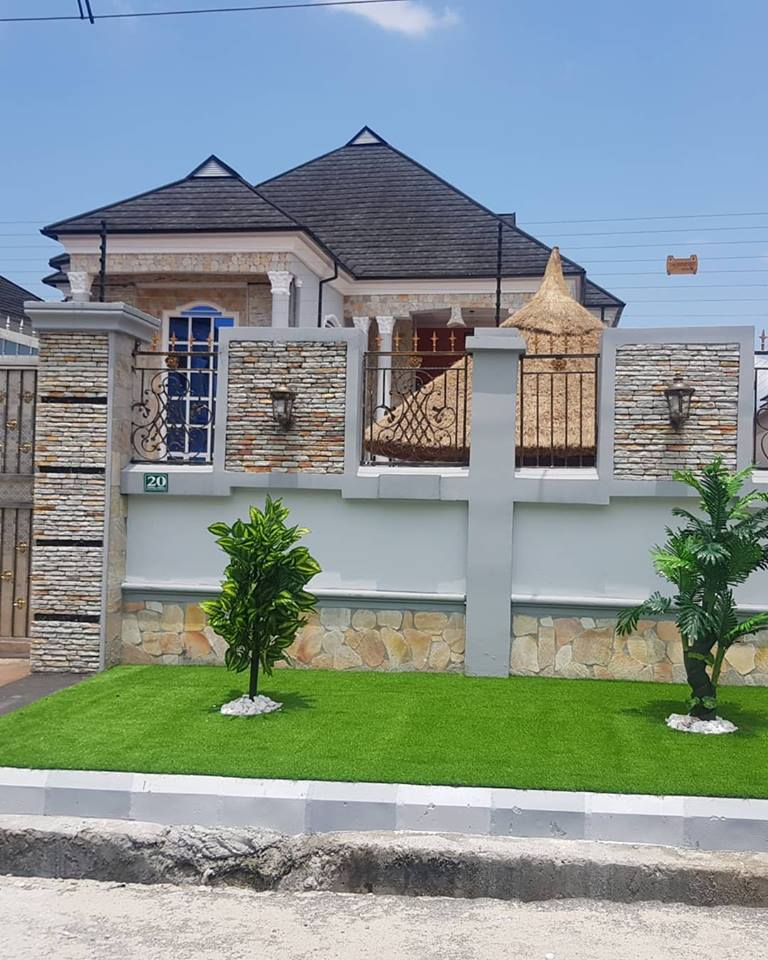 Somitel Estate off Peter Odili Road - PHC