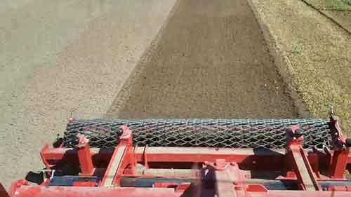 specialized equipment includes Rotadairon soil renovator