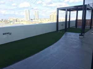 8th floor amenity deck Harbor Island Tampa