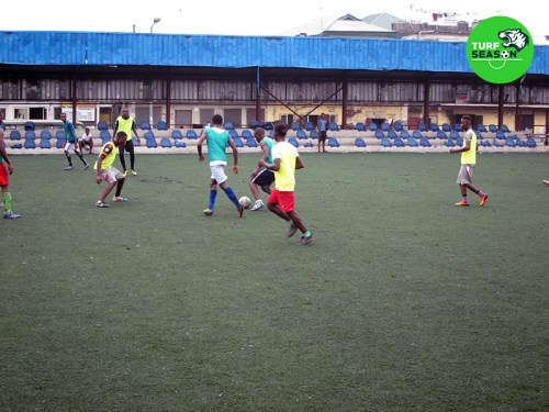 port harcourt turf season football