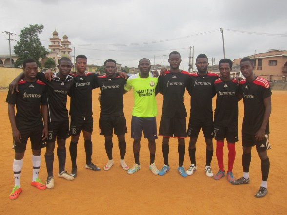 Kakaki FC Squad – Turfseason Matchday14