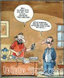 Kaybolan telefon:)