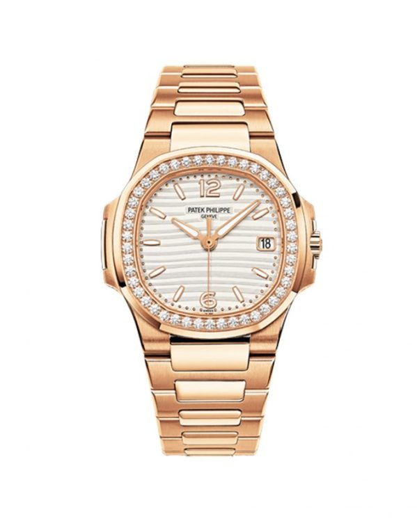 Image result for patek philippe nautilus women
