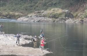 長良川渓流釣り解禁
