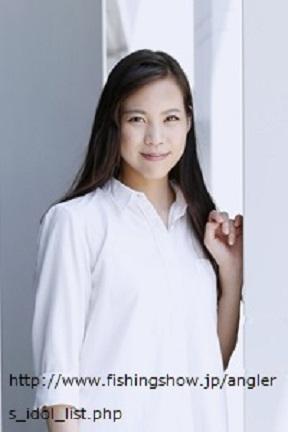 アングラーズアイドル2017 奥野彩香