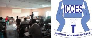 ICCES Ghana teacher training workshop
