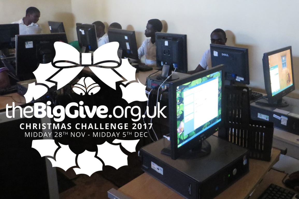 What is the Big Give's Christmas Challenge? 🎄