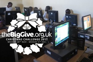 Details of the Big Give Christmas Challenge 2017