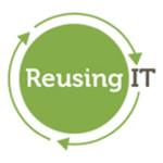 Reusing IT logo