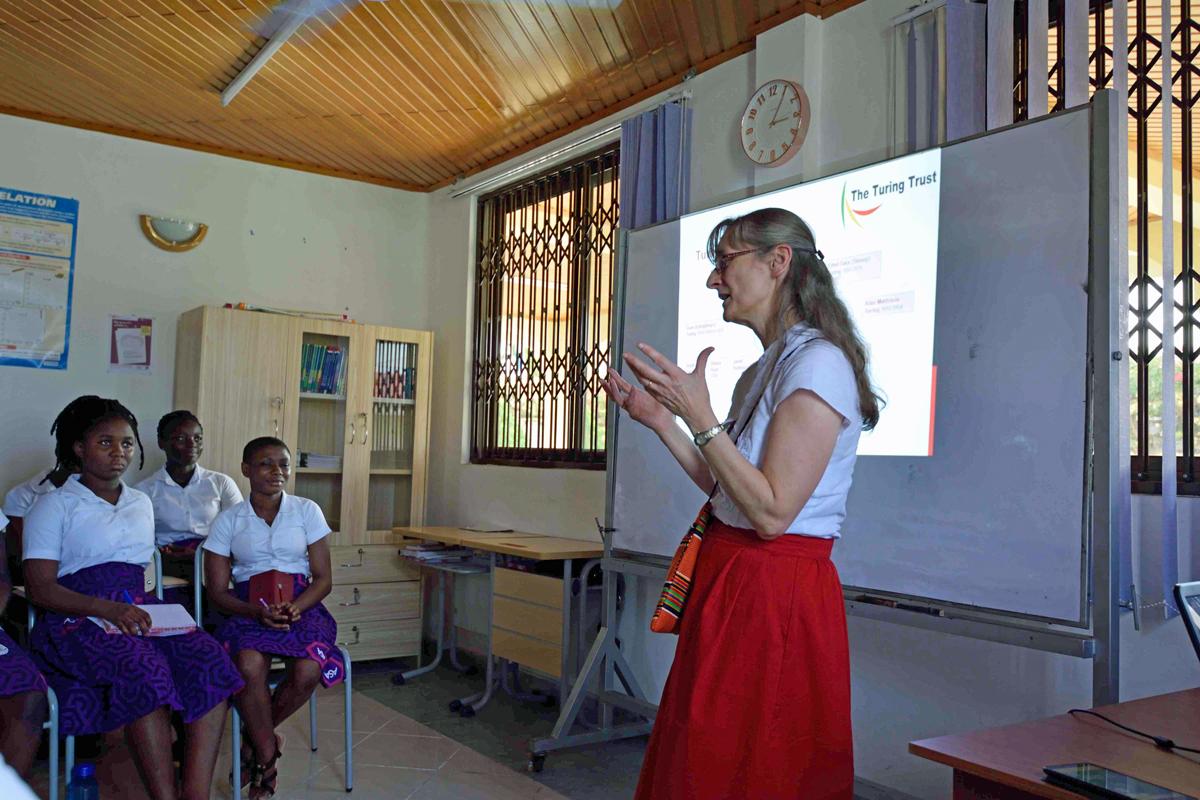Inspiring Visit to African Science Academy, Tema, Ghana